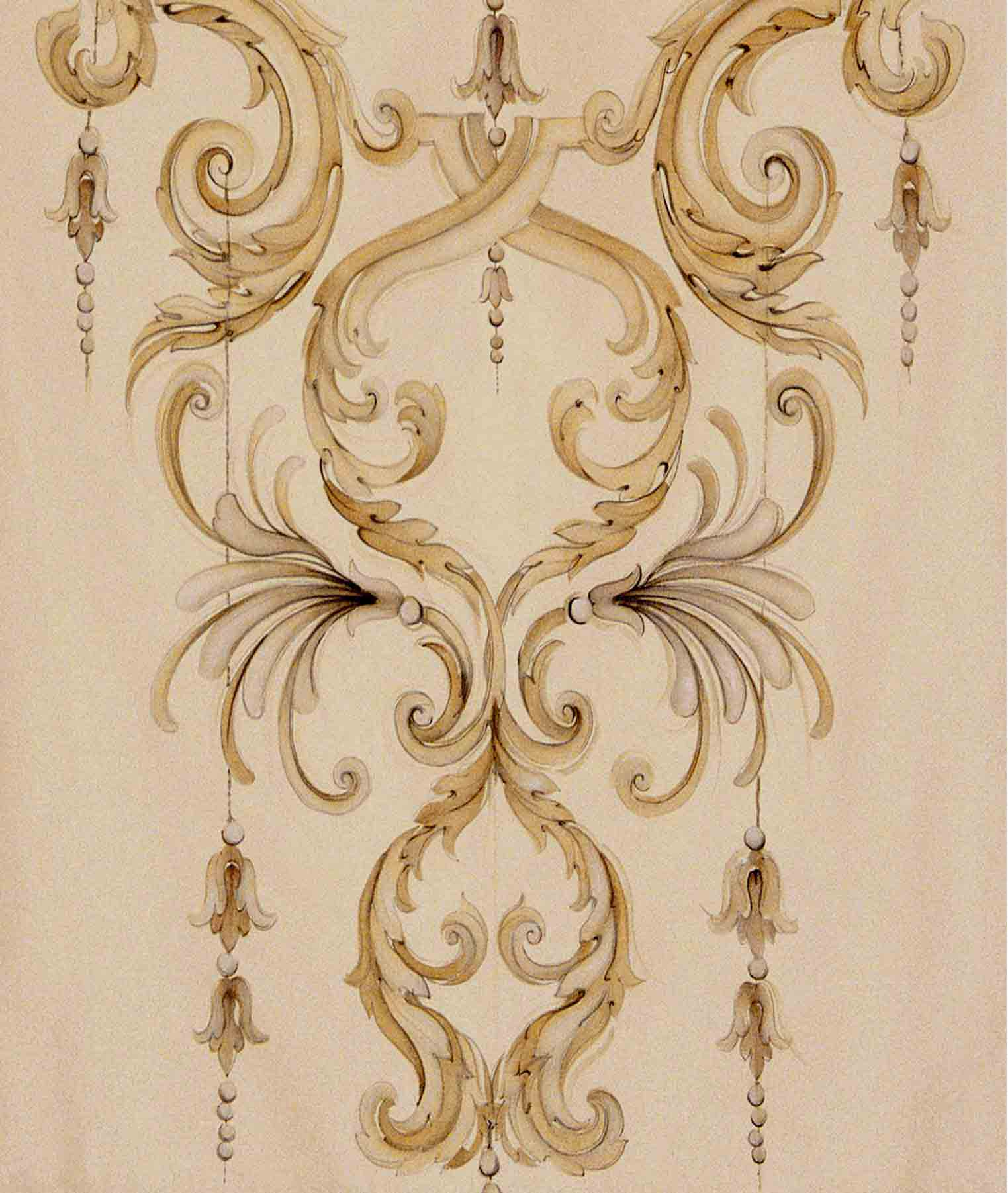 bery designs hand painted fabrics adam. Black Bedroom Furniture Sets. Home Design Ideas